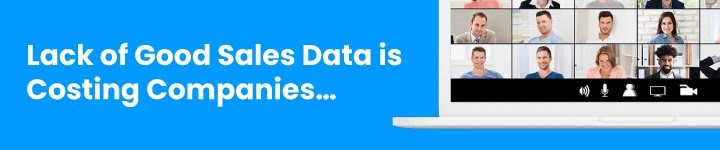 the cost of bad sales data 2