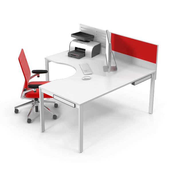 office desk South Florida Managed IT Support